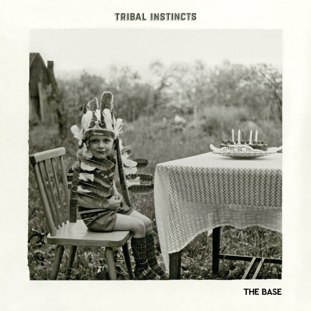 Tribal Instinct Cover