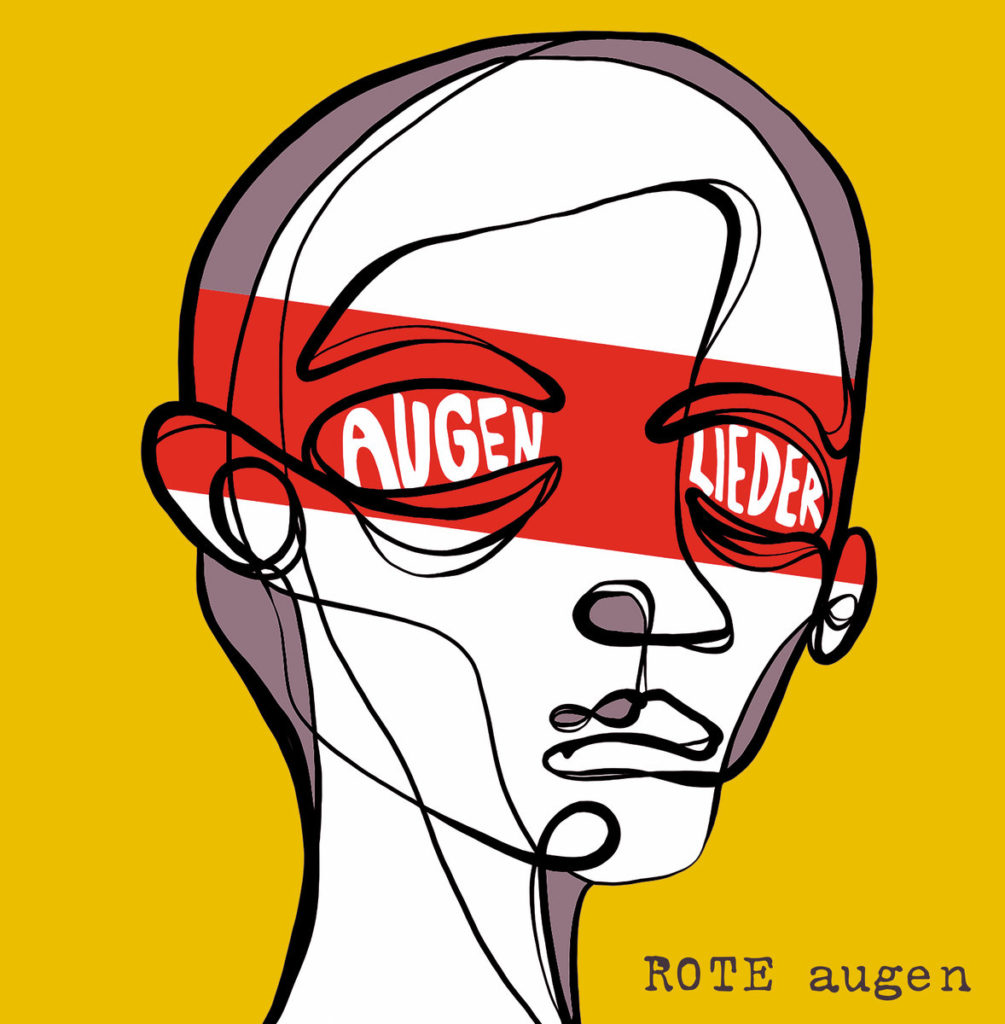 Rote Augen Cover